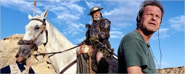 Le Don Quichotte de Terry Gilliam est (encore) repoussé
