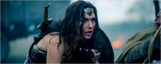 Wonder Woman : de nouvelles images dans une bande-annonce... russe