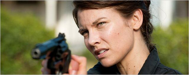 """The Walking Dead : le final de la saison 7 """"brise le cœur"""" selon Lauren Cohan"""
