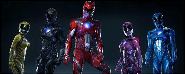 Power Rangers : les acteurs de la série originale déçus par le reboot ciné