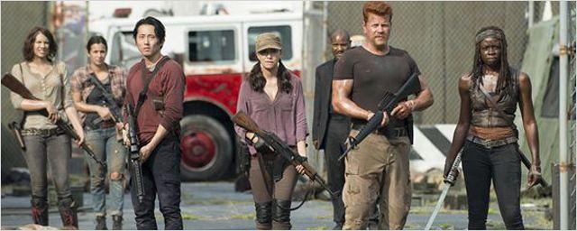 The Walking Dead : rencontrez le casting lors d'une convention croisière !