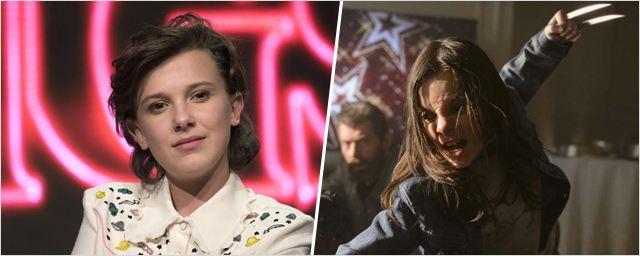 Logan : Millie Bobby Brown de Stranger Things révèle qu'elle a auditionné pour le film