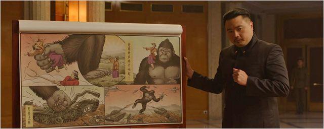 """Kim Kong avec Jonathan Lambert : """"ce n'est pas une série sur la Corée du Nord"""""""