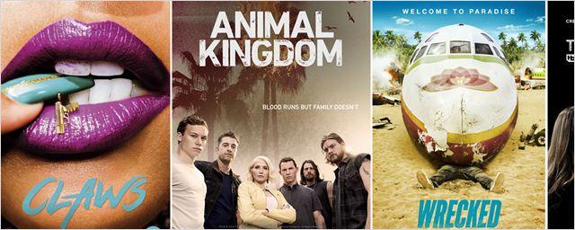 Warner TV : Claws, Animal Kingdom ou Wrecked, toutes les séries de la nouvelle chaîne