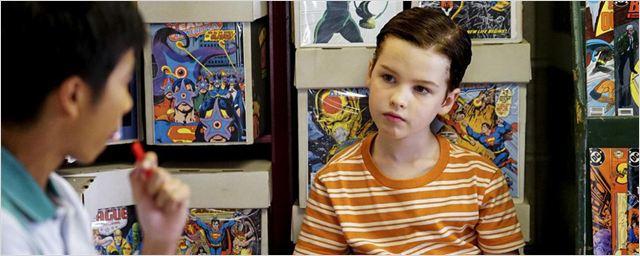 Audiences US: retour canon pour Young Sheldon