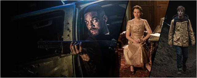 C'est sur Netflix en décembre : Will Smith dans Bright, le retour de The Crown, la découverte allemande Dark...