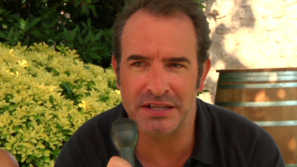 Jean dujardin interview pour le film brice 3 allocin for Jean dujardin 30 ans