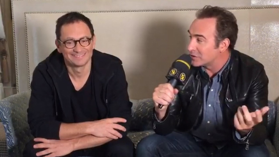 Jean dujardin interview pour le film brice 3 brice de for Jean dujardin interview