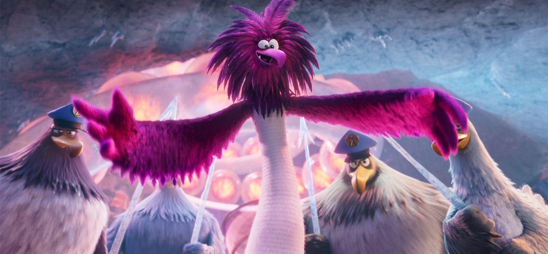 Photo du film Angry Birds : Copains comme cochons