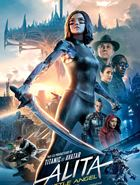 Alita : Battle Angel en 3D