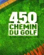 Affiche de la série 450, chemin du golf