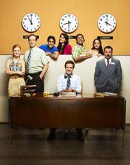 Affiche de la série Outsourced