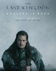 Affiche de la série The Last Kingdom