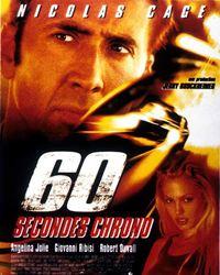 Affiche du film 60 secondes chrono