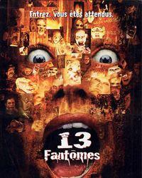 Affiche du film 13 fantômes