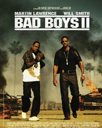 Affiche du film Bad Boys II