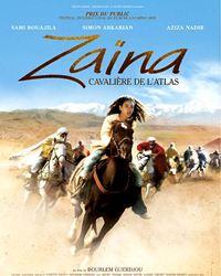 Affiche du film Zaïna, cavalière de l'Atlas
