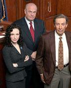 Affiche de la série Law & Order: Trial by Jury