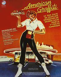 Affiche du film American Graffiti