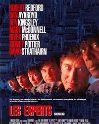 Affiche du film Les Experts