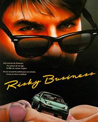 Affiche du film Risky Business