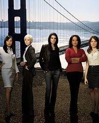 Affiche de la série Women's Murder Club