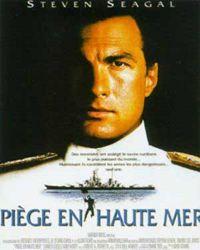 Affiche du film Piège en haute mer