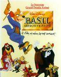 Affiche du film Basil, détective privé