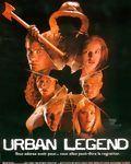 Affiche du film Urban Legend