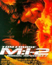 Affiche du film Mission: Impossible II