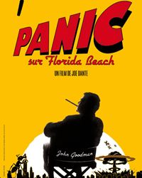 Affiche du film Panic sur Florida Beach