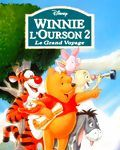 Affiche du film Winnie l'ourson 2 : le grand voyage