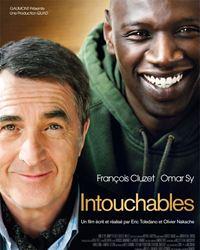 Affiche du film Intouchables