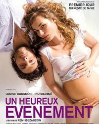 Affiche du film Un Heureux Événement