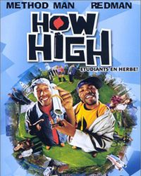 Affiche du film How High