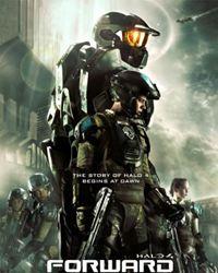 Affiche du film Halo 4 - Forward Unto Dawn