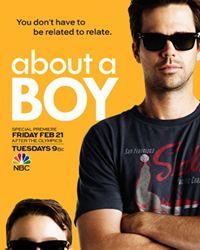 Affiche de la série About a Boy