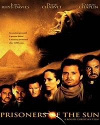 Affiche du film La malédiction de la pyramide