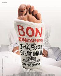 Affiche du film Bon rétablissement !