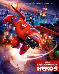 Affiche du film Les Nouveaux Héros