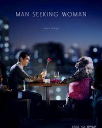 Affiche de la série Man Seeking Woman