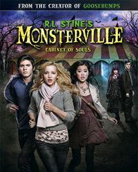Affiche du film R.L. Stine's Monsterville: The Cabinet of Souls