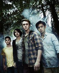 Affiche de la série Nowhere Boys