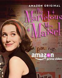 Affiche de la série The Marvelous Mrs. Maisel