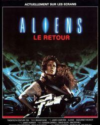 Affiche du film Aliens le retour