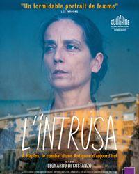 Affiche du film L'Intrusa
