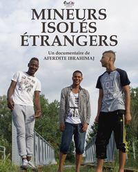 Affiche du film Mineurs isolés étrangers