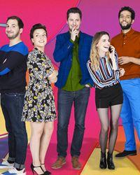 Affiche de la série Like-Moi (France)
