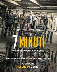 Affiche du film 7 Minuti