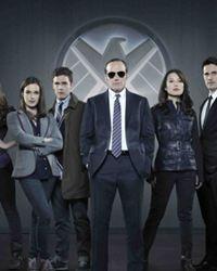 Affiche de la série Marvel's Agents of S.H.I.E.L.D.